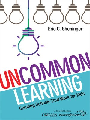 cover image of UnCommon Learning