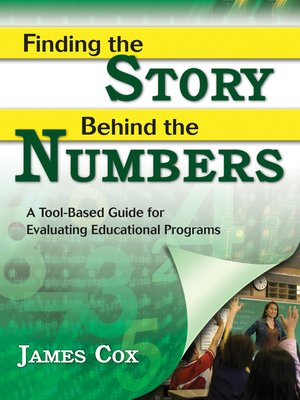 cover image of Finding the Story Behind the Numbers