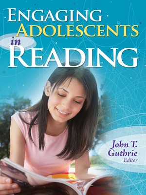 cover image of Engaging Adolescents in Reading