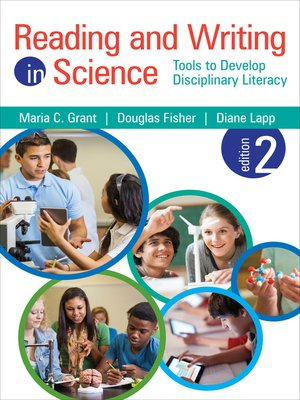 cover image of Reading and Writing in Science