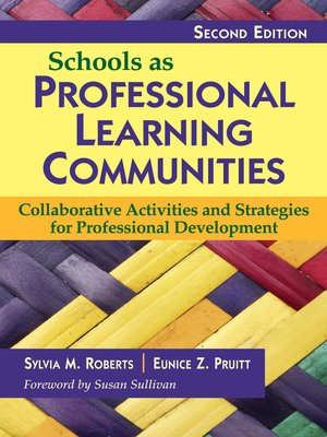 cover image of Schools as Professional Learning Communities