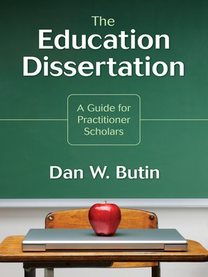 Education phd thesis