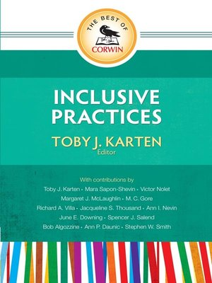 cover image of Inclusive Practices