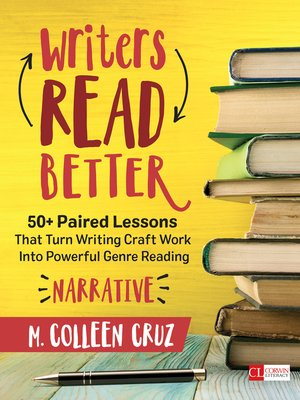 cover image of Writers Read Better