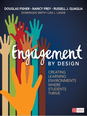 cover image of Engagement by Design
