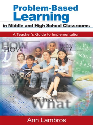cover image of Problem-Based Learning in Middle and High School Classrooms