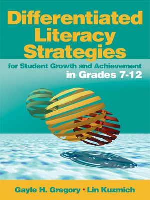 cover image of Differentiated Literacy Strategies for Student Growth and Achievement in Grades 7-12