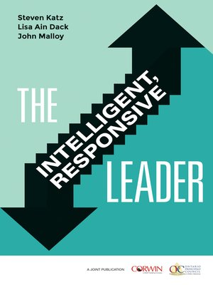 cover image of The Intelligent, Responsive Leader
