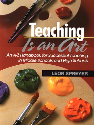 cover image of Teaching Is an Art