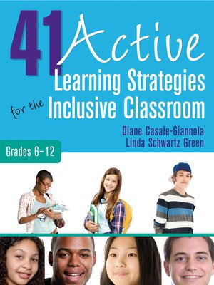 cover image of 41 Active Learning Strategies for the Inclusive Classroom, Grades 6–12