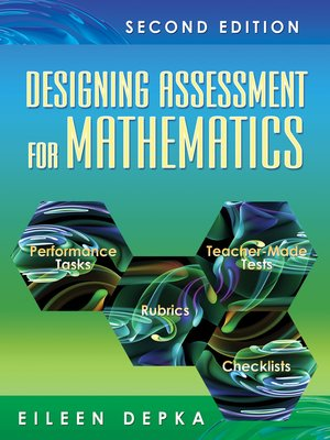 cover image of Designing Assessment for Mathematics
