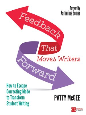 cover image of Feedback That Moves Writers Forward