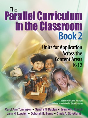 cover image of The Parallel Curriculum in the Classroom, Book 2