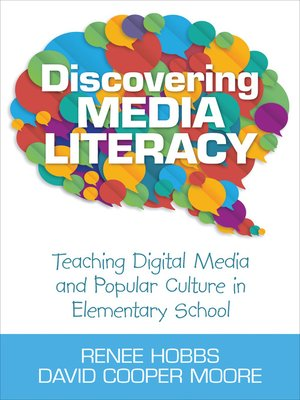 cover image of Discovering Media Literacy