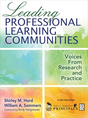 cover image of Leading Professional Learning Communities
