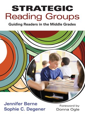 cover image of Strategic Reading Groups