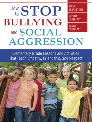 cover image of How to Stop Bullying and Social Aggression