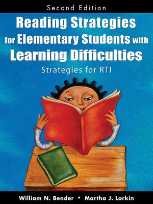 cover image of Reading Strategies for Elementary Students With Learning Difficulties