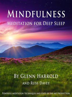 cover image of Mindfulness Meditation for Deep Sleep