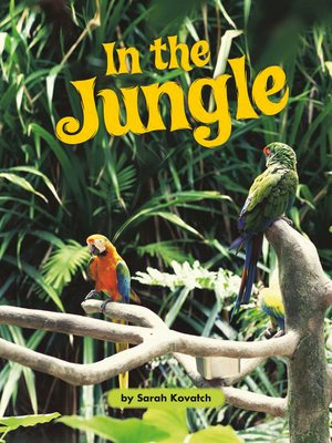 cover image of In the Jungle