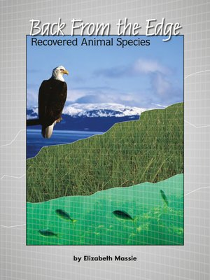 cover image of Back From the Edge: Recovered Animal Species