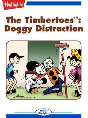cover image of Doggy Distraction