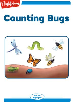 cover image of Counting Bugs
