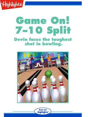 cover image of Game On!: 7-10 Split