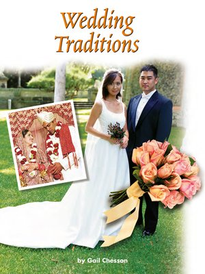 cover image of Wedding Traditions