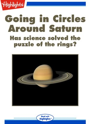 cover image of Going in Circles Around Saturn
