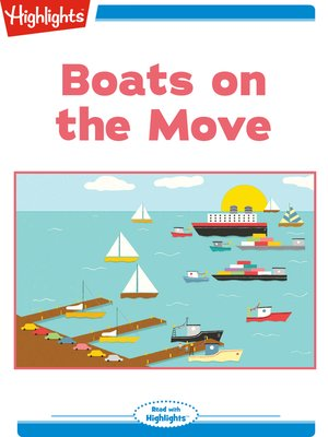 cover image of Boats on the Move