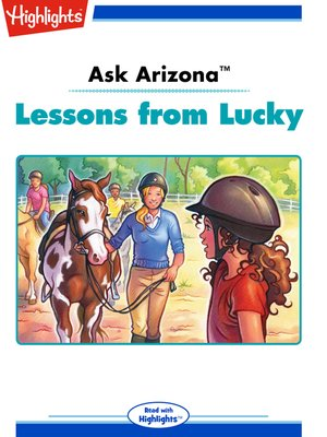 cover image of Ask Arizona: Lessons from Lucky