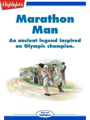 cover image of Marathon Man