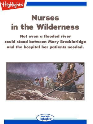 cover image of Nurses in the Wilderness