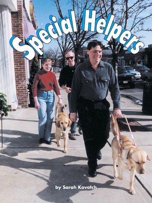 cover image of Special Helpers