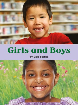 cover image of Girls and Boys
