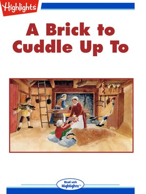 cover image of A Brick to Cuddle Up To