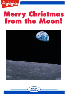 cover image of Merry Christmas from the Moon!
