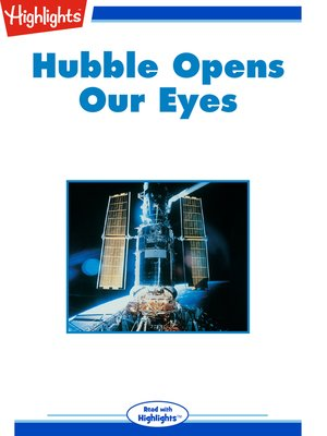cover image of Hubble Opens Our Eyes