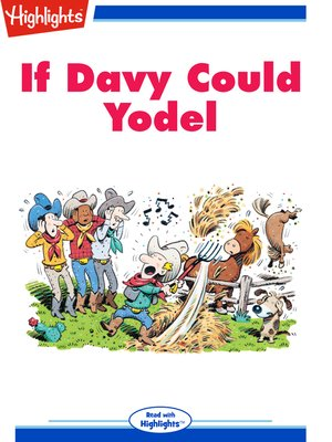 cover image of If Davy Could Yodel