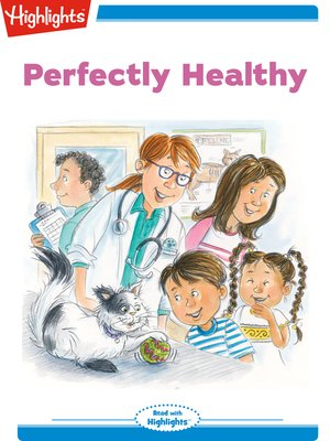 cover image of Perfectly Healthy