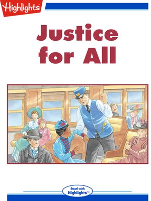 cover image of Justice for All