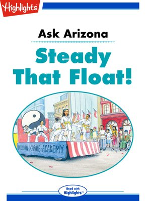 cover image of Ask Arizona: Steady That Float