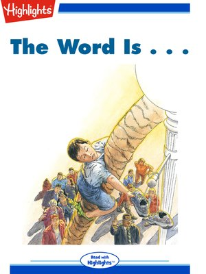 cover image of The Word Is