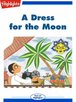 cover image of A Dress for the Moon