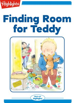 cover image of Finding Room for Teddy