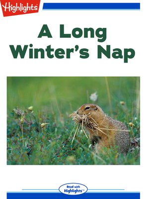 cover image of A Long Winter's Nap