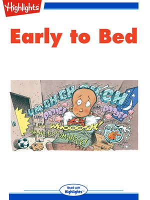 cover image of Early to Bed
