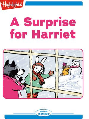 cover image of A Surprise for Harriet