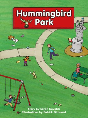 cover image of Hummingbird Park
